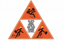 ГИТ стартира кампания за предотвратяване на трудовите злополуки в резултат на подхлъзване и спъване