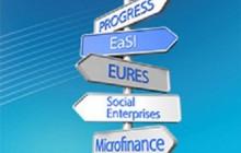 Докладът представя проекти и организации, финансирани от Програмата на ЕС за заетост и социални иновации (EaSI)